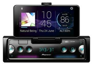 Pioneer SPH-20DAB MP3-Autoradio mit DAB Bluetooth iPod USB - SPH 20 DAB