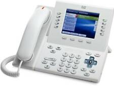 BRAND NEW CISCO 9951 VOIP PHONE CP-9951-W-K9 VOIP POE TELEPHONE HANDSET