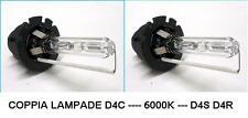 Par de Lámparas D4S D4C 6000K 42V 35W Honda Mazda Toyota No Hg Nuevo Hielo