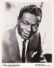 "Nat ""King"" Cole Original Vintage circa 1955"