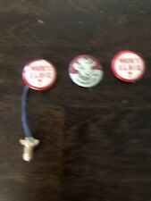 3- Vintage Elsie Cow Borden Dairy Button/Pins