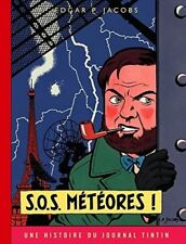 EO BLAKE ET MORTIMER + E.P. JACOBS S.O.S MÉTÉORES ( VERSION JOURNAL DE TINTIN )
