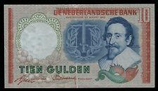 BILLET de BANQUE des PAYS-BAS.10 GULDEN Pick n° 85 du 23-3-1953 en SUP DEN026568