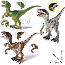 Velociraptor - Raptor - T-Rex - Action Figure - PVC - 17 cm - Jurassic - Oenux