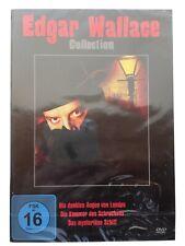 DVD Film - Edgar Wallace Collection 3 Filme - Neu & OVP