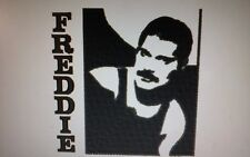 "GORGEOUS EMBROIDERED 3 ITEM   BATH TOWEL FREDDIE MERCURY ""QUEEN"" /ELVIS MADONNA"