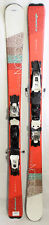 Nordica First Belle Women's Demo Skis - 154 cm Used