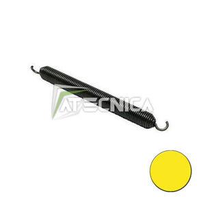Molla di compensazione gialla filo 5,5 mm barriere FAAC GENIUS SPIN 4 00058F1814