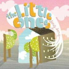 The Little Ones-Sing Song CD   New