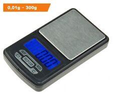 Feinwaage 0,01g Präzisionswaage A95 Kleine Milligramm Waage Micro mg Edelstahl