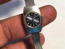 Vintage Ladies Silver Tone Seiko 11-1049 Analog Watch