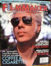 FilmMaker Magazine, Jarmusch, Before Sunset, Super Size,Baadasss- Spr 2004 V17#3