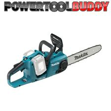 Makita DUC353Z Twin 18volt Cordless Chainsaw Li-ion Brushless Body Only*15*
