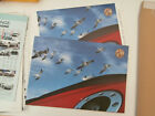 MG F. Brochure + specification 1999. new