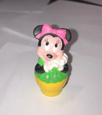 Vintage Minnie Mouse Figure Figurine Walt Disney Toy Arco