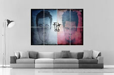 FIGHT CLUB Art Poster Grand format A0 Large Print