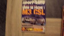 Magazine Sport Auto n°477 - BMW M3 CSL - 10/2001
