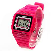 -Casio W215H-4A Digital Watch Brand New & 100% Authentic NM