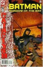 Batman: SHADOW of the Bat # 74 (Mark Buckingham) (USA, 1998)