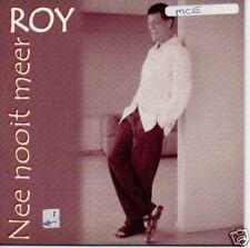 (858S) Roy, Nee Nooit Meer - CD