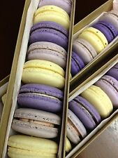 Macaron Boxes fits 12 macarons- pack of 10