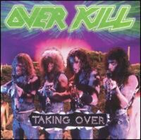 Taking Over - Overkill (1987, CD NEUF)