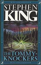 STEPHEN KING THE TOMMYKNOCKERS HARDBACK BOOK CLUB UK EDITION