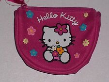 Hello Kitty Zipped Purse