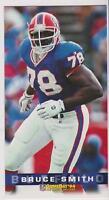 1994 Fleer NFL Gameday Bruce Smith card, Buffalo Bills HOF