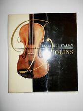 "Old Vintage Antique ""Hamlyn - Beautiful Italian Violins"" Violin Reference Book"