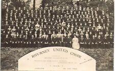 More details for rhymney near tredegar. united choir by eddie magde.