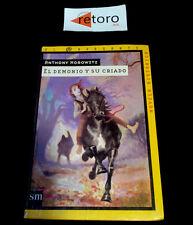 Book Libro EL DEMONIO Y SU CRIADO ANTHONY HOROWITZ Ediciones SM