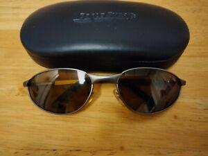 Eagle Eyes Sunglasses Silver  Frame VINTAGE Men Women Unisex