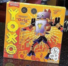 Robot Building Toy Construction Kit YOXO ORIG Made in USA Eco Friendly - Age 6+