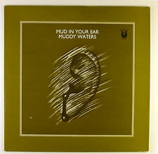 "12"" LP-muddy waters-Mud in your ear-b2748-washed & cleaned"