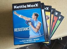Kettle worx 6 weeks body transformation DVD