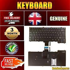 Original Dell Latitude e7240 4380y 04380y UK Layout lapotp Tastatur Matt Schwarz