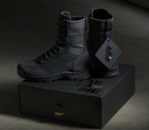 """Danner 007 James Bond Tanicus 8"""" Boots - UK9-9.5/ US10/ EU44 - No Time To Die"""