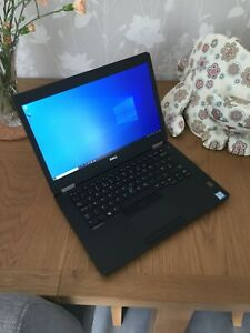 "Dell E5470 - Intel Core i7-6th Gen - 8GB - 256Gb SSD - 14.1"" - Backlit Keyboard"