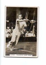 Pattreiouex - 1935 Sporting Events & Stars - Tennis - Frederick John Perry # 41