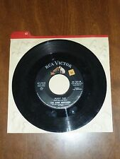 VINTAGE AMES BROTHERS *NO ONE BUT YOU & PUSSY CAT* 45RPM