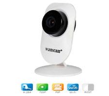 WANSCAM WIRELESS WIFI 720P HD 3518E IP CAMERA CCTV P2P INDOOR BABY CAM - HW0026