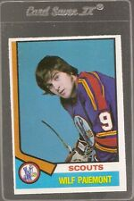 1974-75 O-Pee-Chee Wilf Paiemont Rookie #292 NM Mint