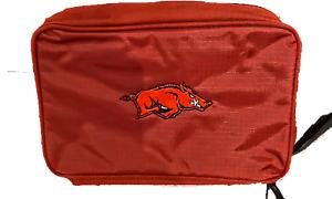 Arkansas Razorback Travel Toiletry Bag