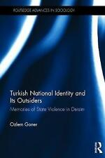 Turkish National Identity - Goner  BOOKH NEW