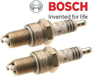 For Pair Set of 2 Spark Plugs Bosch for Mitsubishi Starion Nissan Maxima 510 610