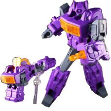 Kids Boy & Girls Assembled Transformers Sasser Action Figure Toy Without Boxed