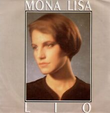 LIO - Mona Lisa / Baby Lou - 45T - 1982 - GAINSBOURG