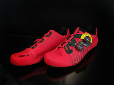 Suplest Edge 3 Pro Road Cycling Shoes - Neon Red