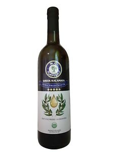 M.G. PAPPAS Kalamata Extra Virgin Olive Oil Greek Unfiltered Cold Pressed EVOO